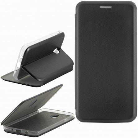 Чехол книжка Samsung Galaxy J7 2017 9805 черный