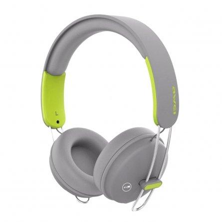Bluetooth наушники Awei A800BL Grey/Green