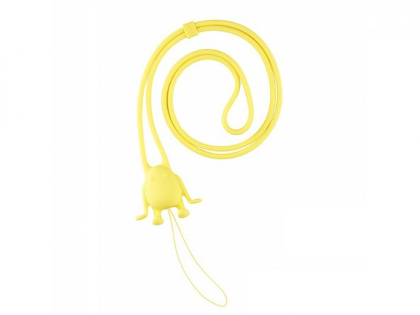 Шнурок на шею Hoco PH2 Yellow