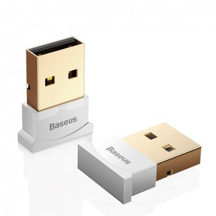 USB Bluetooth-адаптер Baseus CCALL-BT02 White