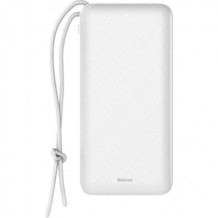 Power Bank 20000 mAh Baseus Mini Q PD PPALL-DXQ02 White