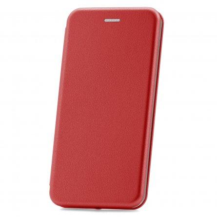 Чехол книжка Samsung Galaxy A7 (2017) A720 Fashion Case с визитницей Red