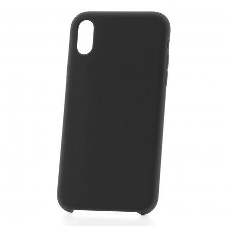 Чехол-накладка iPhone XS Max Derbi Slim Silicone-2 черный