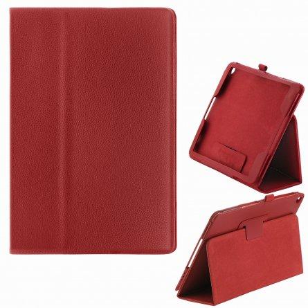 Чехол откидной ASUS Z500KL ZenPad 10 красный флотер к/з