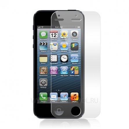 Защитное стекло Apple iPhone 5/5S Ainy 0.33mm