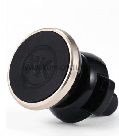 Автодержатель магнитный в воздуховод WK WA-S03 Black
