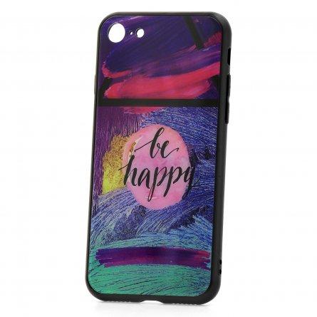 Чехол-накладка Apple iPhone 7 Be happy