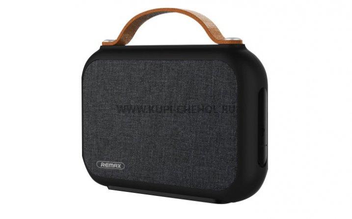 Колонка Bluetooth Remax RB-M17 Black