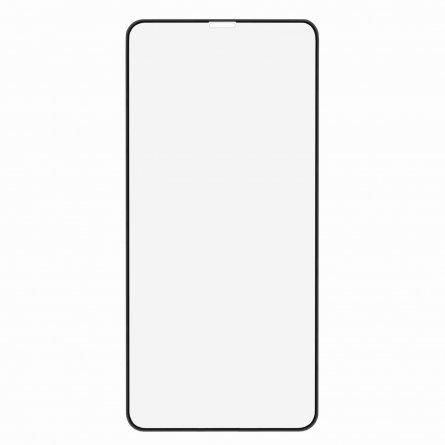 Защитное стекло iPhone XS Max/11 Pro Max Baseus Arc-surface Black 0.2mm