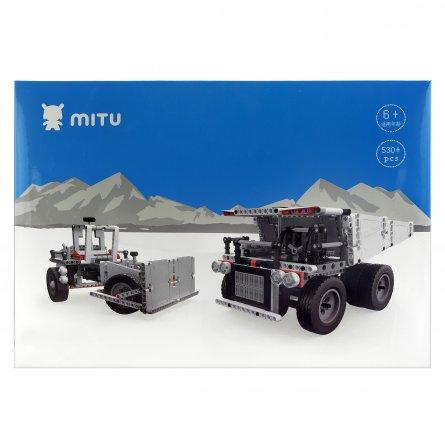 Конструктор Xiaomi MITU Block Mine Truck