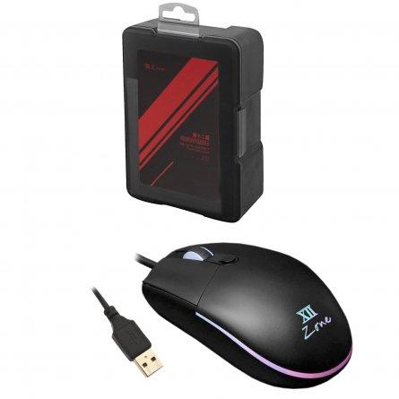 Мышка компьютерная проводная Remax V3500 Black