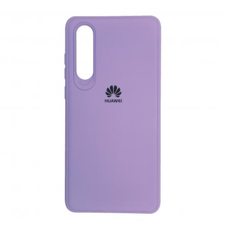 Чехол-накладка Huawei P30 7701 сиреневый