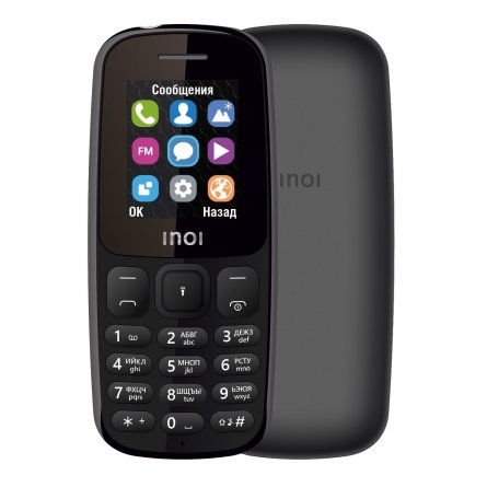 Телефон INOI 101 Black