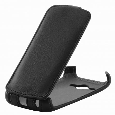 Чехол флип Philips W336 iBox Premium чёрный