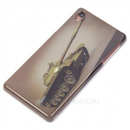 Чехол-накладка Sony D6603 Xperia Z3 8498