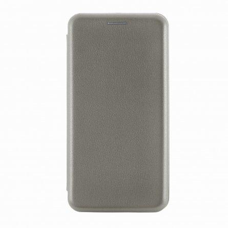 Чехол книжка Xiaomi Redmi Note 4/4 Pro Fashion Case с визитницей серый