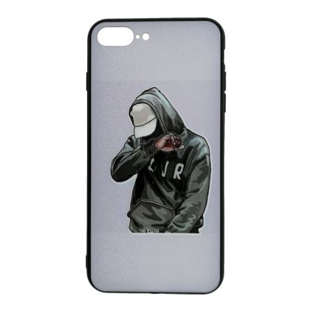 Чехол-накладка Apple iPhone 7 Plus Bad boy