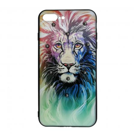 Чехол-накладка Apple iPhone 7 Plus Lion