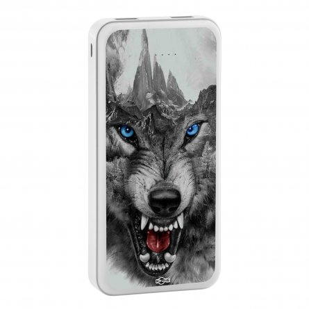 Power Bank 20000 mAh (584375) Kruche Print Волк
