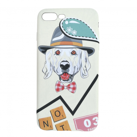 Чехол-накладка Apple iPhone 7 Plus Labrador