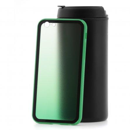 Чехол-накладка Apple iPhone 6/6S 22043 зеленый