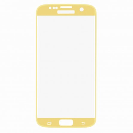 Защитное стекло Samsung Galaxy S7 Remax Ultra-thin Magic 3D Gold