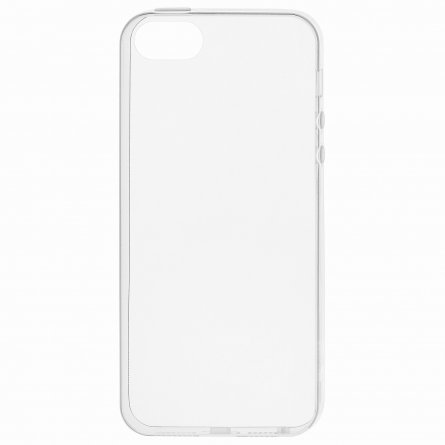 Чехол-накладка Apple iPhone 5/5S/SE Hoco Light Transparent