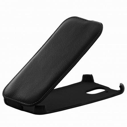 Чехол флип HTC Desire 526G+ Derbi чёрный