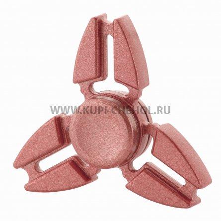 Спиннер металлический вид 2 розовый