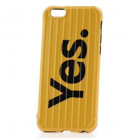 Чехол-накладка Apple iPhone 6/6S Yes. Yellow