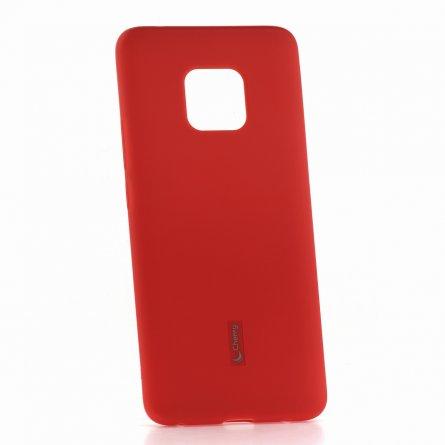 Чехол-накладка Huawei Mate 20 Pro Cherry красный