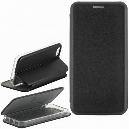 Чехол книжка Apple iPhone 5/5S/SE 9805 черный