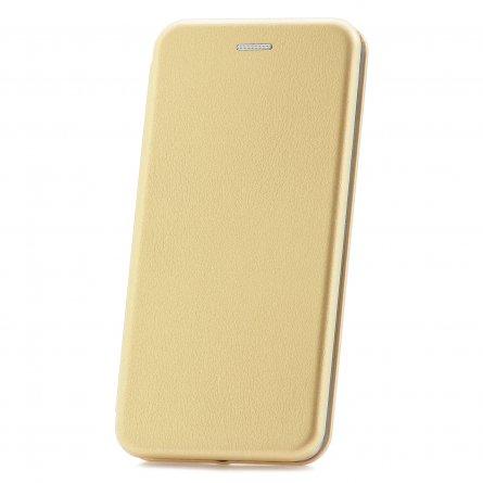 Чехол книжка Samsung Galaxy A7 (2017) A720 Fashion Case с визитницей Gold