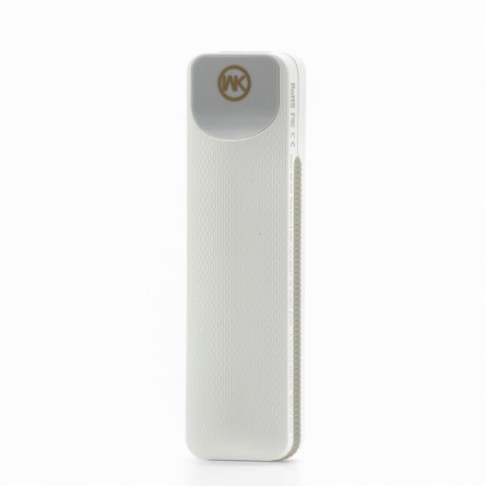 Power Bank 2500 mAh WK Meng Nasi WP-025 White