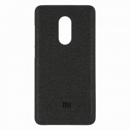 Чехол-накладка Xiaomi Redmi Note 4/4 Pro 19050-1 чёрный