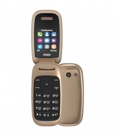 Телефон INOI 108R Gold