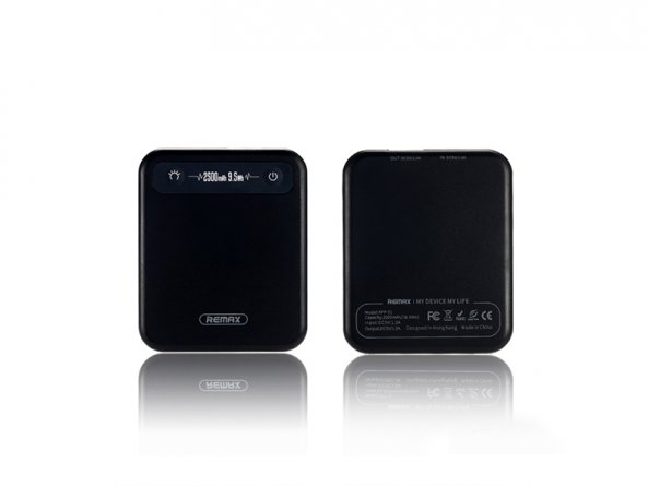 Power Bank 2500 mAh Remax RPP-51 Black