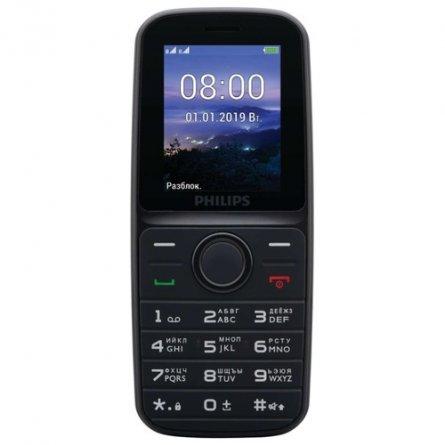 Телефон Philips Xenium E109 Black
