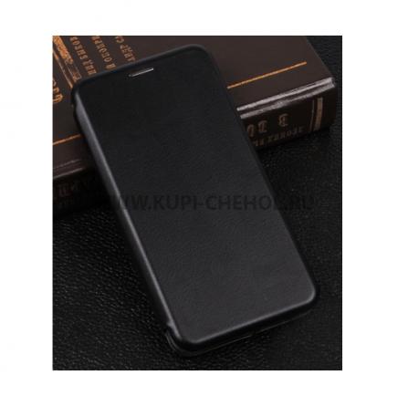 Чехол книжка Xiaomi Redmi Note 4/4 Pro 9805 чёрный
