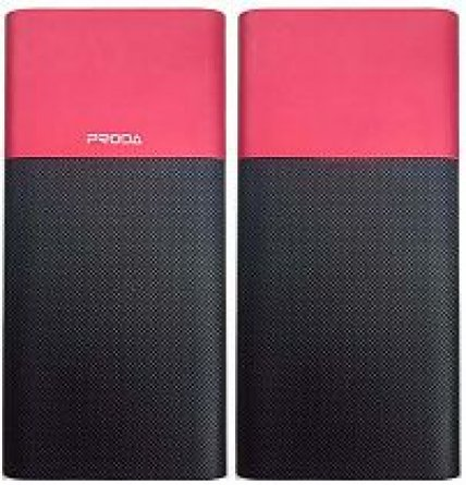 Power Bank 10000 mAh Proda PPP-28 Red