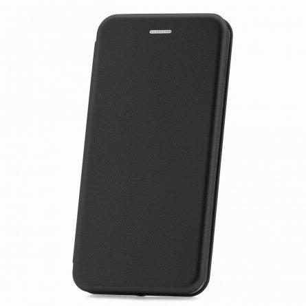 Чехол книжка Huawei P8 Lite (2017) Fashion Case чёрный
