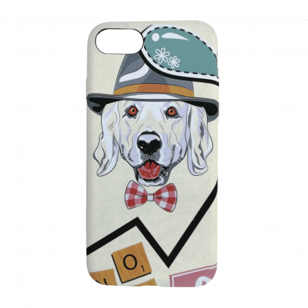 Чехол-накладка Apple iPhone 7 Labrador