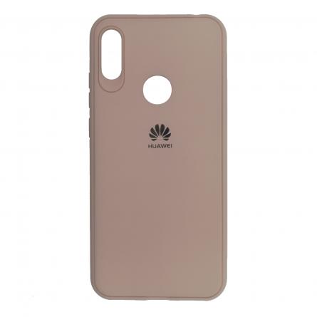 Чехол-накладка Huawei Y6 2019 7701 розовый песок