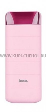 Power Bank 15000 mAh Hoco B29A Pink