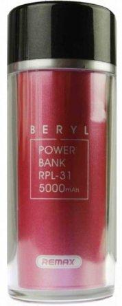 Power Bank 3250 mAh Remax RPL-31 Red