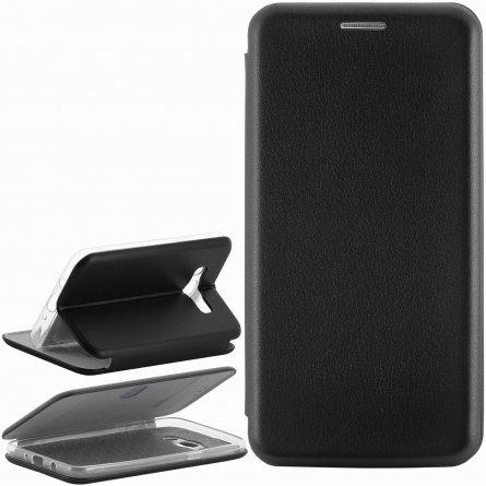 Чехол книжка Samsung Galaxy J5 2016 Fashion Case с визитницей чёрный