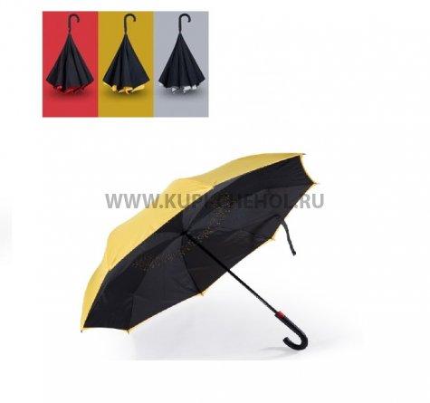 Двусторонний зонт Remax RT-U1 Yellow