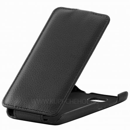 Чехол флип Huawei Ascend Y5C Y541 UpCase чёрный