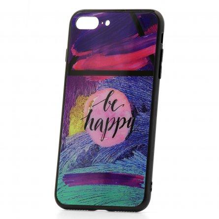 Чехол-накладка Apple iPhone 7 Plus Be happy