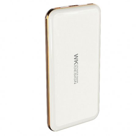 Power Bank 10000 mAh WK Blade WP-081 White